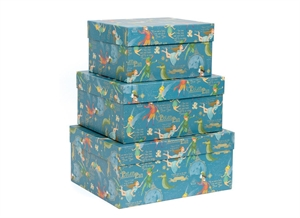 PETER PAN NESTING BOXES - 3 SIZES