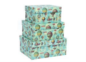 AIR BALLOONS NESTING BOXES-3 SIZES