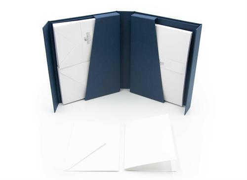 DIPLOMATICA WRITING D.CARDS GIFT SET 25/25 12X18