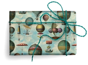 CARTA DECORATIVA AIR BALLOONS